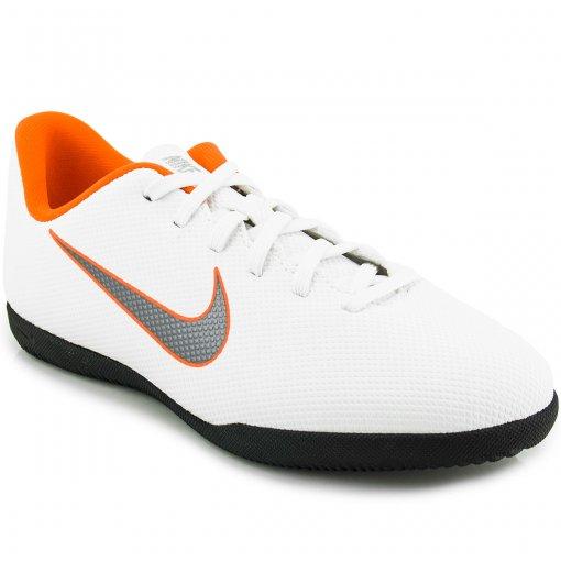 Chuteira Nike Mercurial VaporX 12 Club GS IC Infantil AH7354