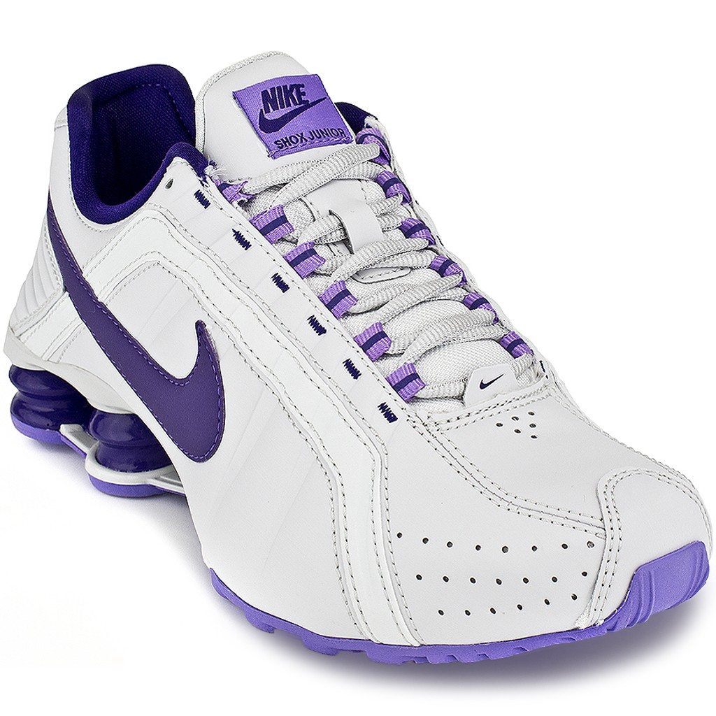 Tênis Nike Shox Junior W 454339