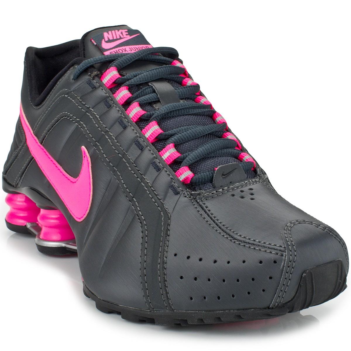 0308617771e Tênis Nike Shox Junior W 454339