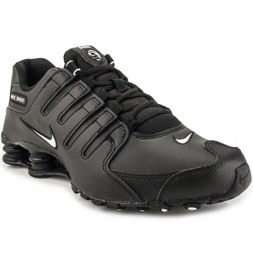 Tênis Nike Shox NZ EU Masculino  187c81afe3f