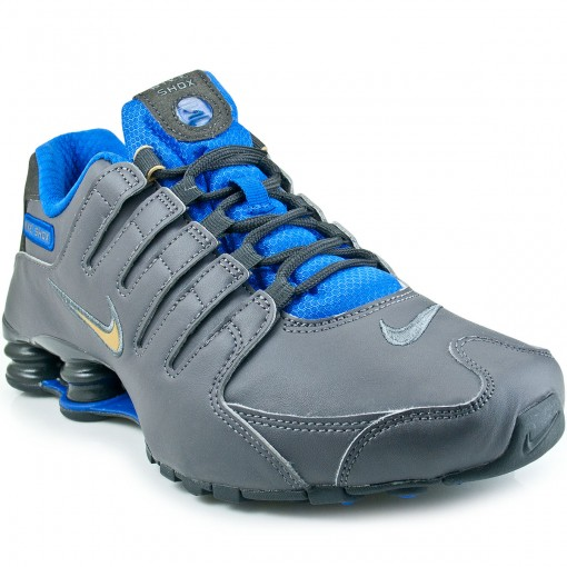 separation shoes e9c0b b866d Tênis Nike Shox NZ SE  Casual  MaxTennis