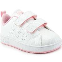 Tênis Infantil Adidas Advantage VS Clean Feminino