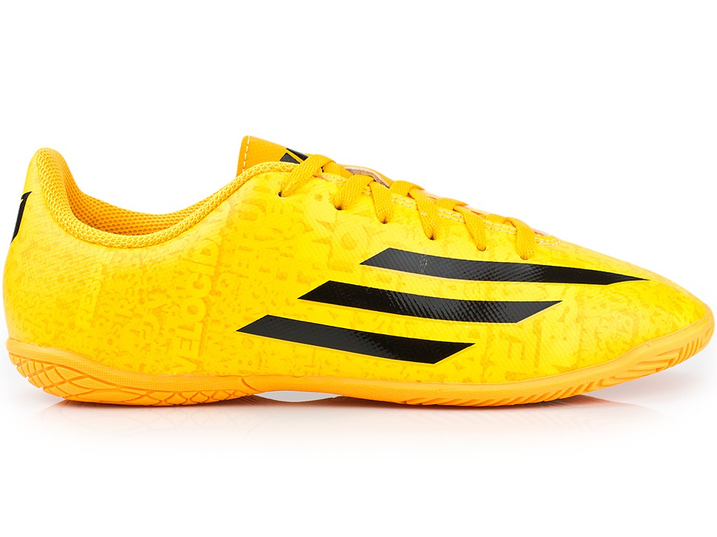 ... Chuteira Adidas Futsal F5 IN Messi Jr ... 758085d0e6786