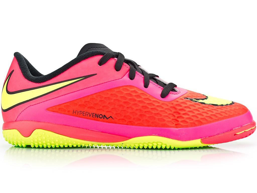 Chuteira Nike Hypervenom Phelon IC Jr 599811