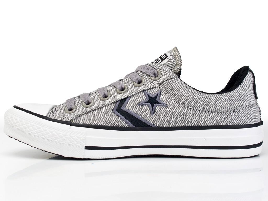 3702dd6e64 ... Tênis Converse All Star Star Player Ev Jeans OX CO083 2 ...