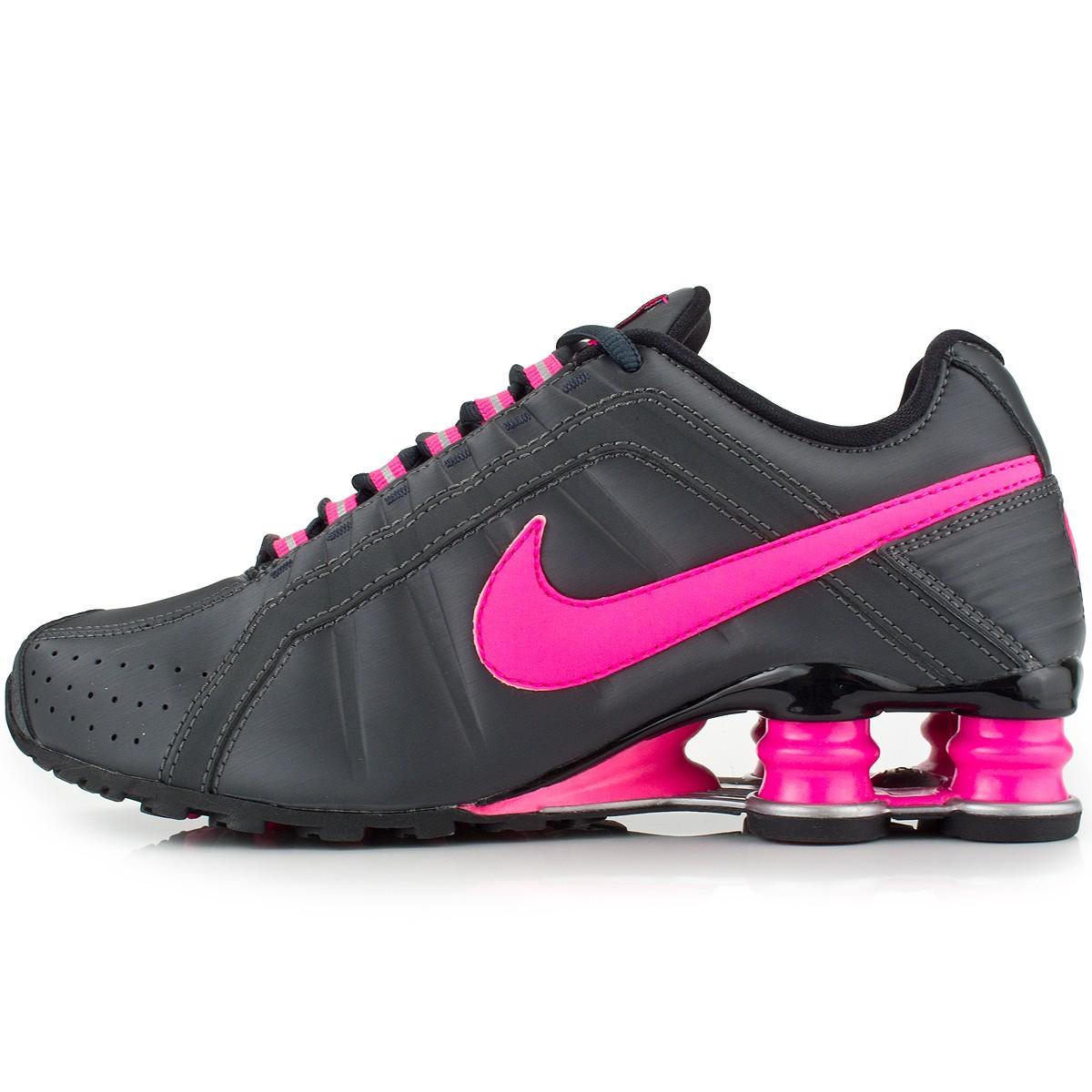 more photos 57fb2 4b95f Tênis Nike Shox Junior W 454339 .