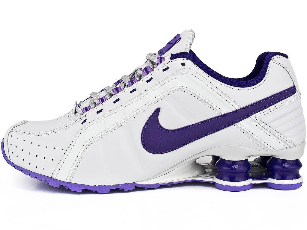 Tênis Nike Shox Junior W 454339