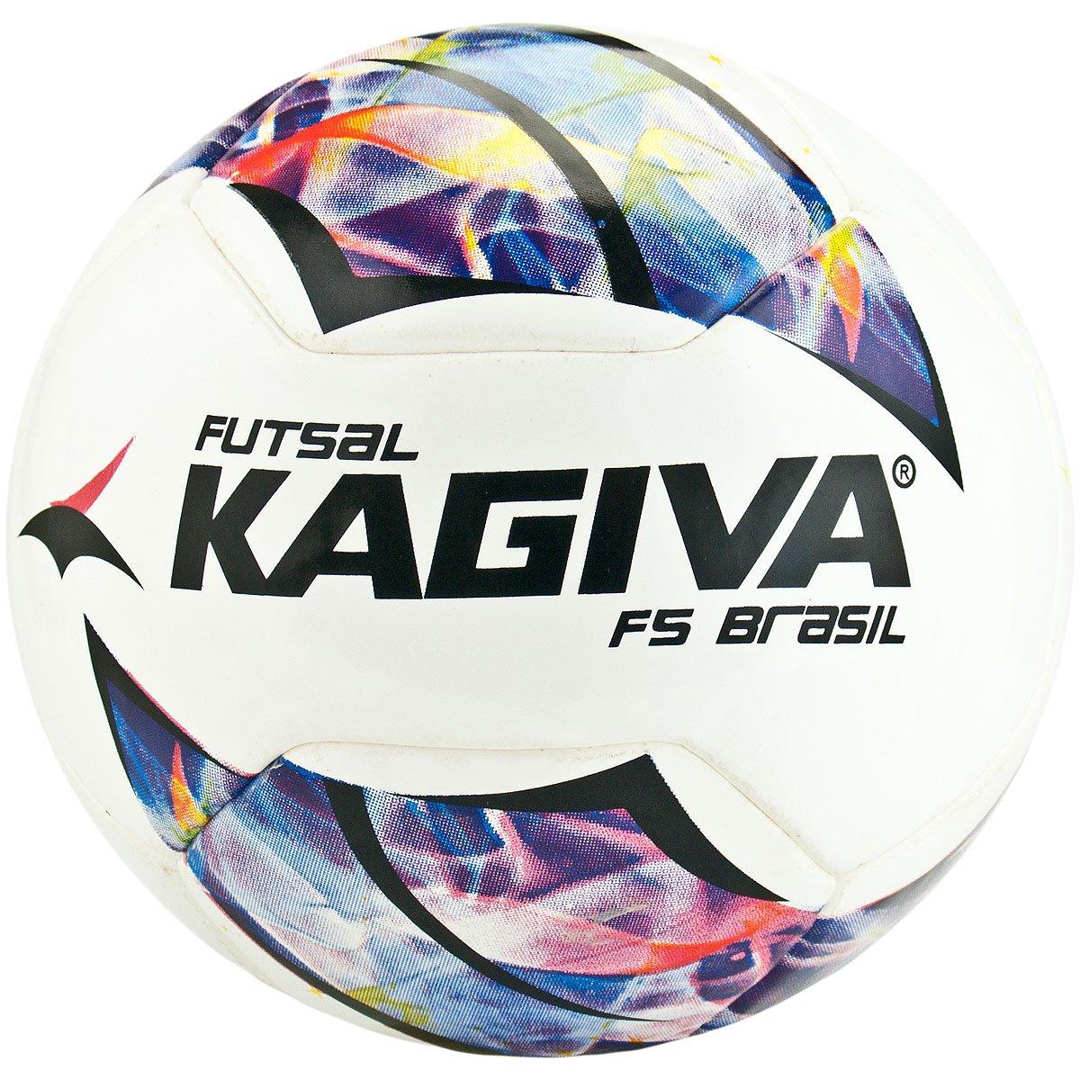 8c44172a4e07c Bola Kagiva Futsal F Brasil