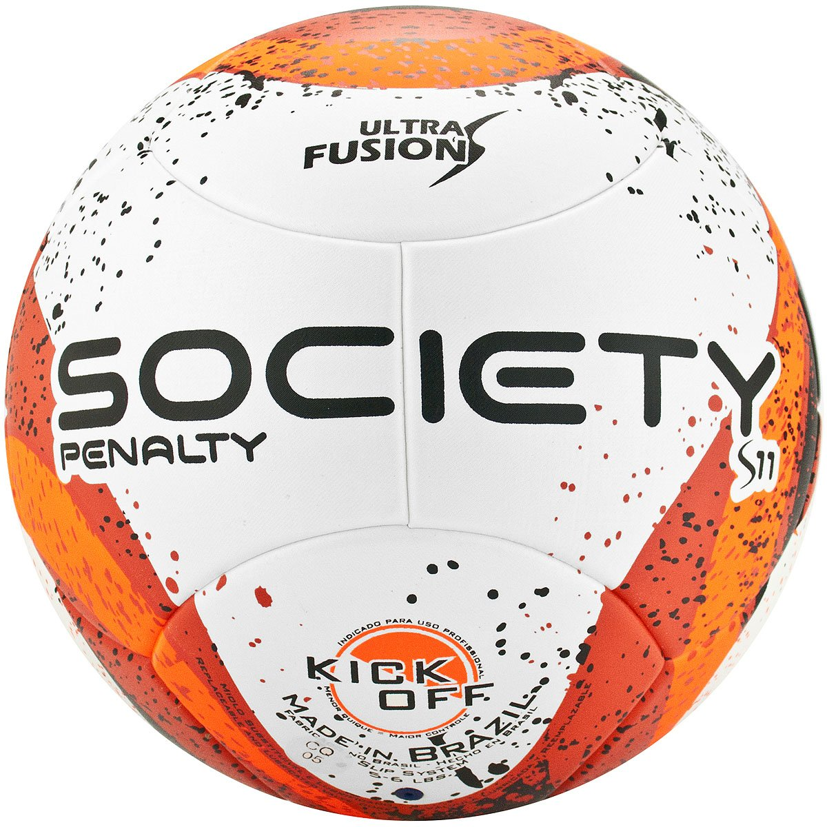 e5c75c0f4 Bola Penalty Society S11 R3 Ultra Fusion VII