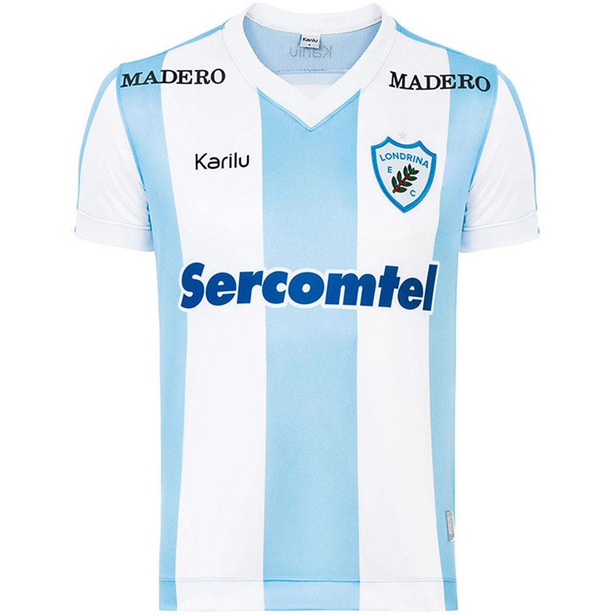 Camisa Karilu Londrina Oficial  f255bf839f9c1