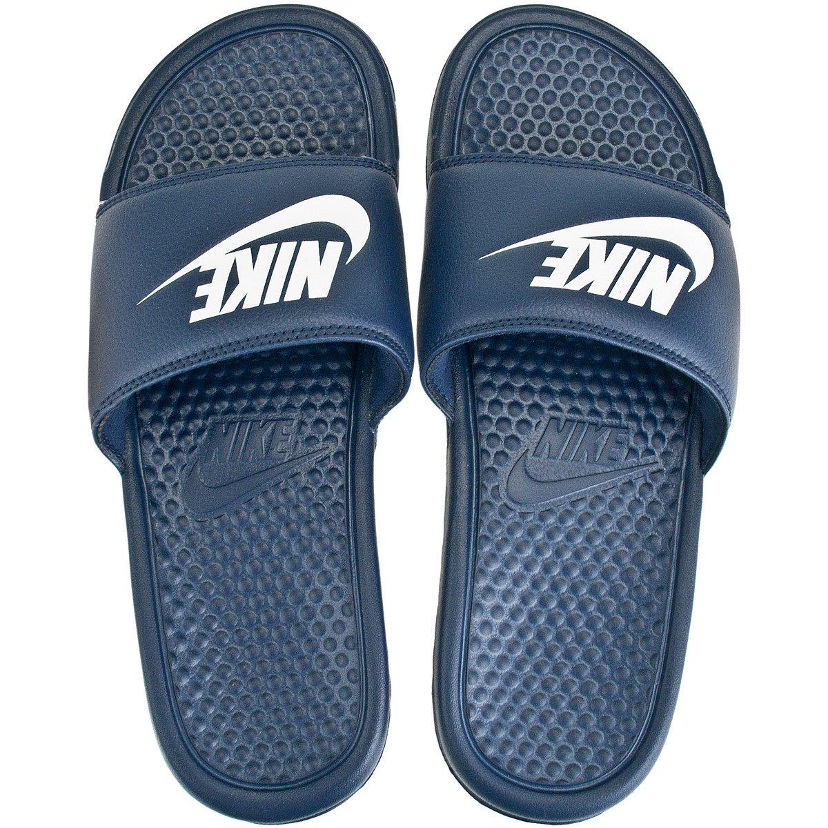 15df12e2870 Chinelo Nike Benassi Just Do It 343880