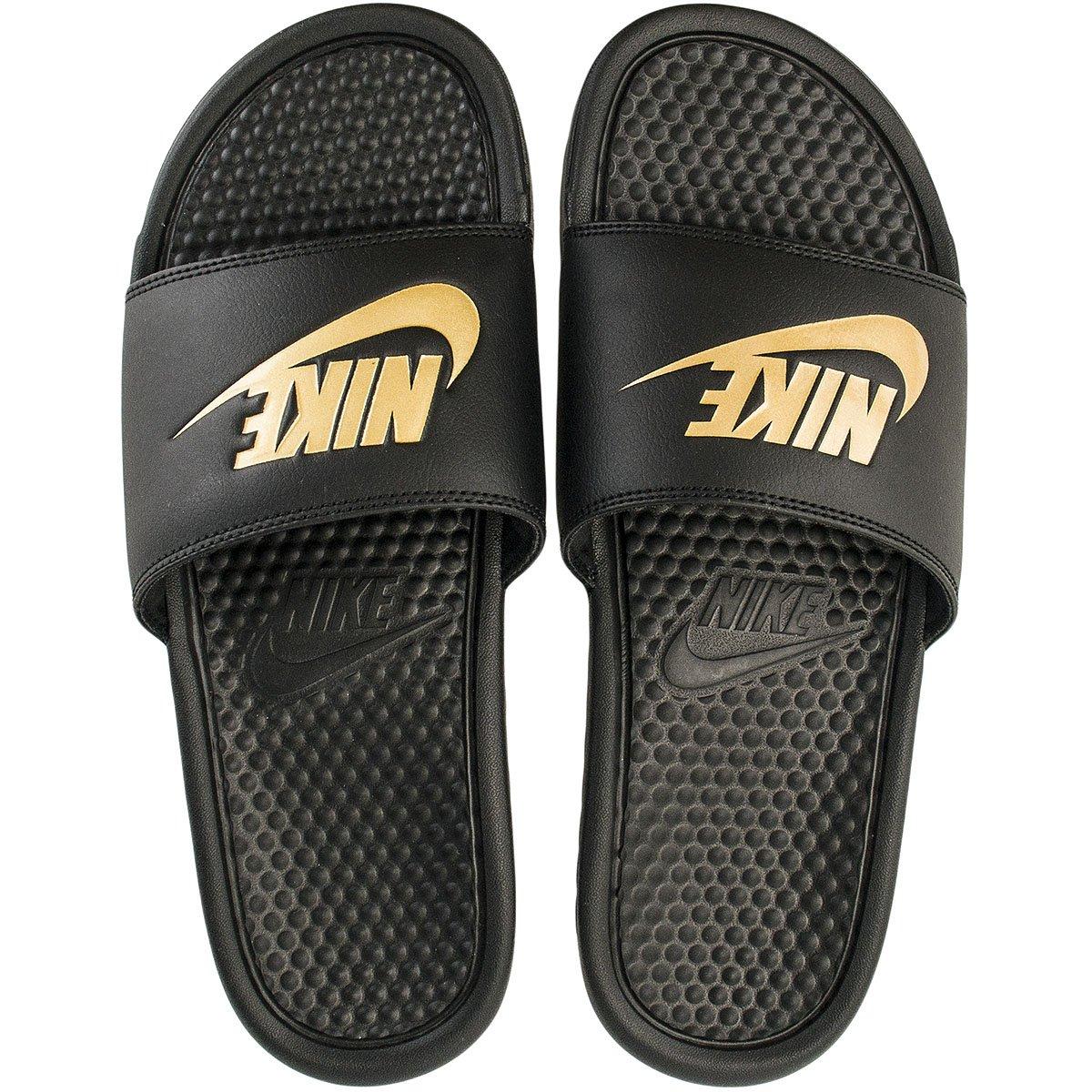Chinelo Nike Benassi Just Do It 343880  82a18057c5495