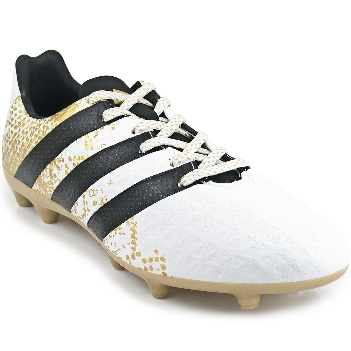 7cbd21d84c Chuteira Adidas Ace 16.3 FG