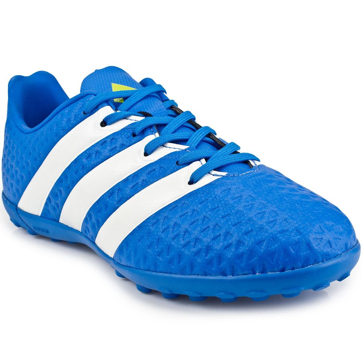 Chuteira Adidas Ace 16.4 TF Jr  6d61e796fa044