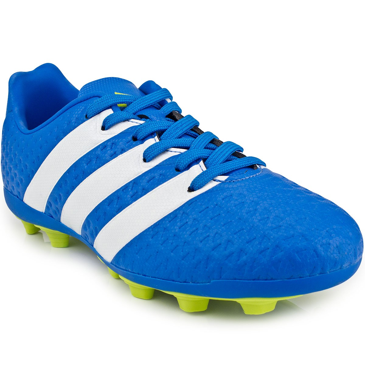 Chuteira Adidas Ace 16.4 FXG Jr  2a8b618db7531
