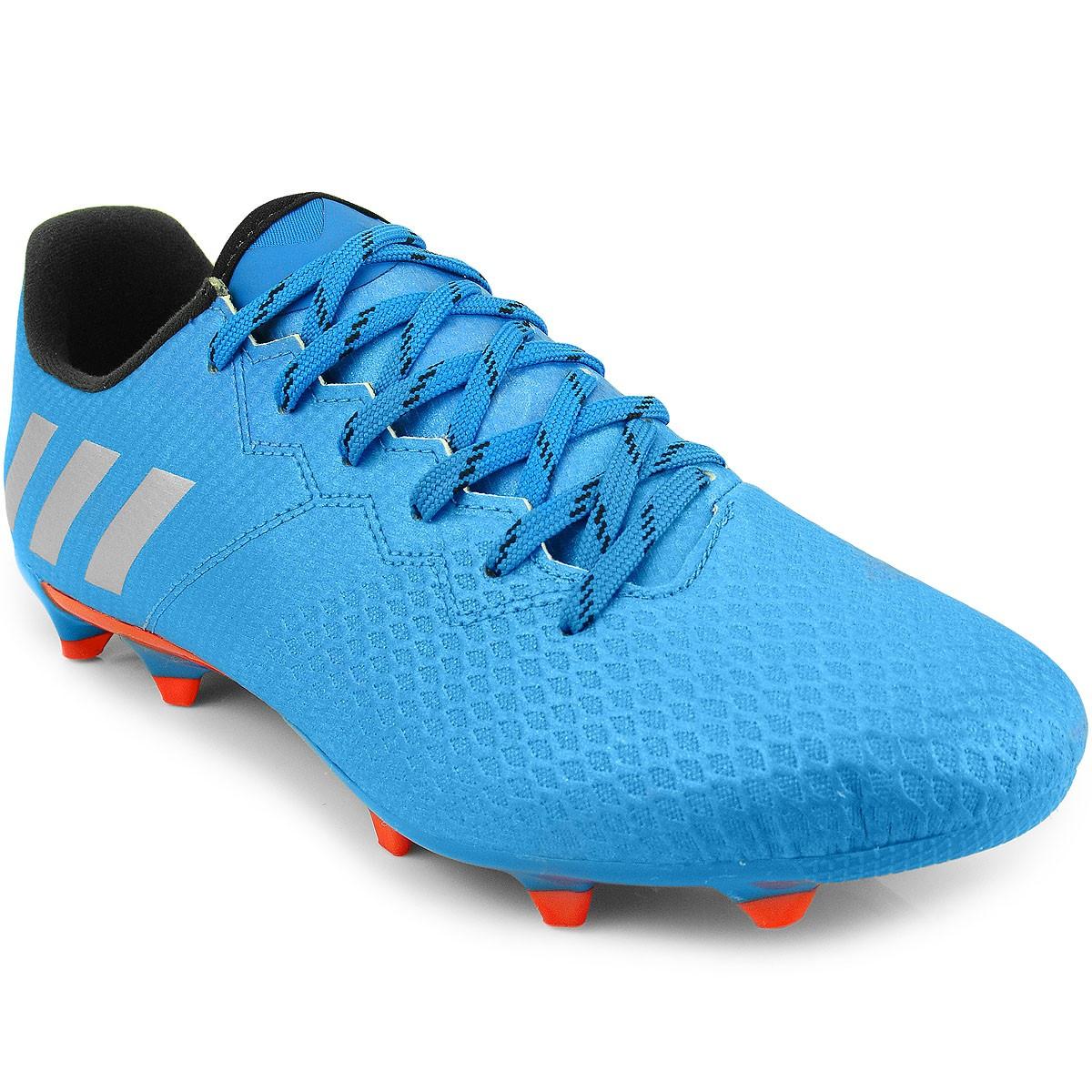 Chuteira Adidas Messi 16.3 FG  c95b516077128