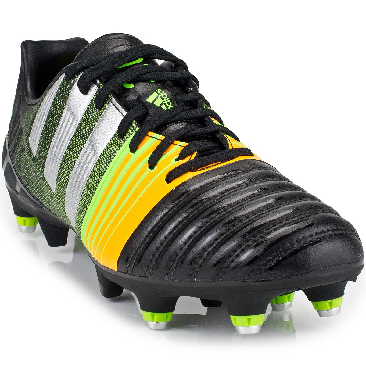 Chuteira Adidas Nitrocharge 3.0 SG  9a074e811daba