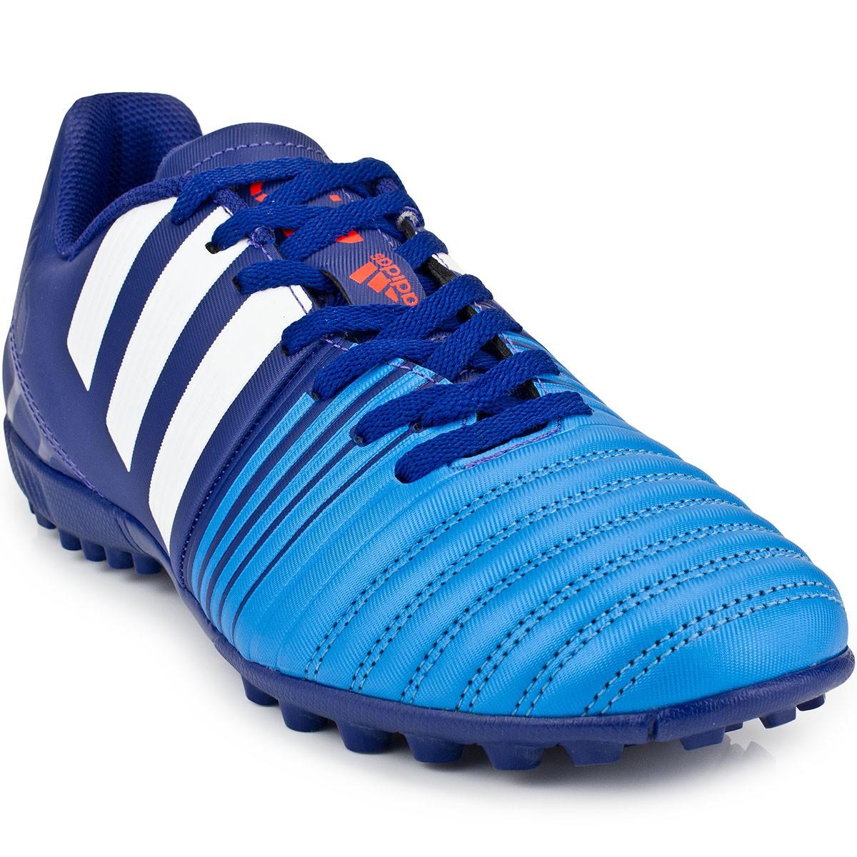 Chuteira Adidas Nitrocharge 4.0 TF  e0257f6bb00e6