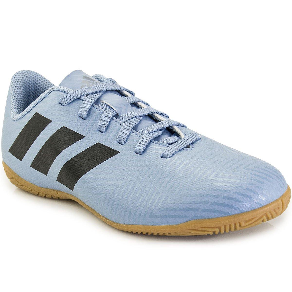 Chuteira Adidas Nemeziz Messi Tan 18.4 IN Infantil  7b24550b898cc