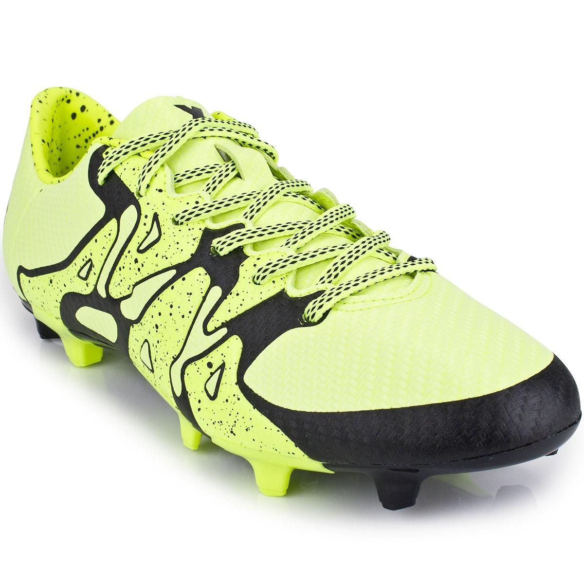 Chuteira Adidas X 15.3 FG B27001 4b2ac05e9a325