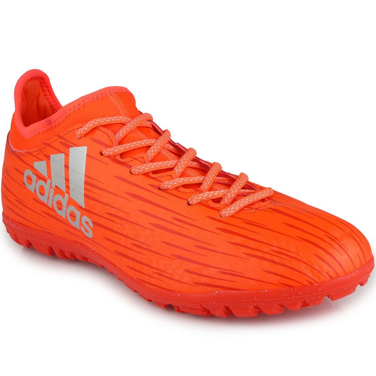 15adafa0ea Chuteira Adidas X 16.3 TF