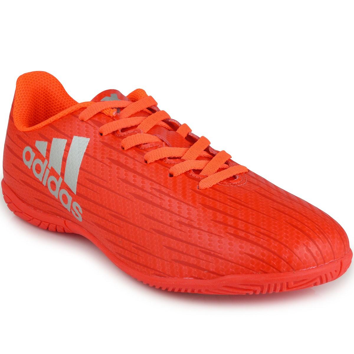 509577f1db Chuteira Adidas X 16.4 IN Jr