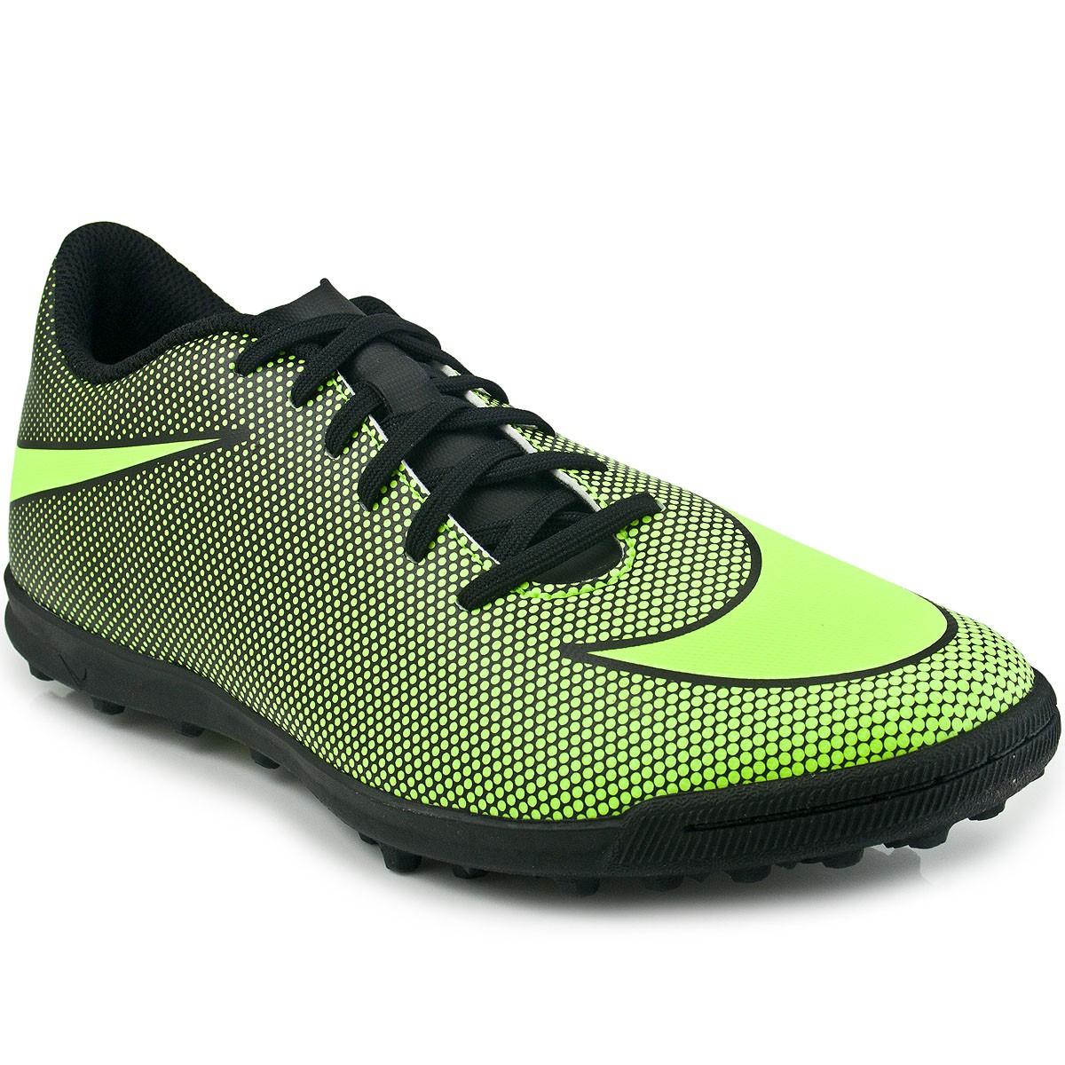24351a0b45 Chuteira Nike Bravata II TF