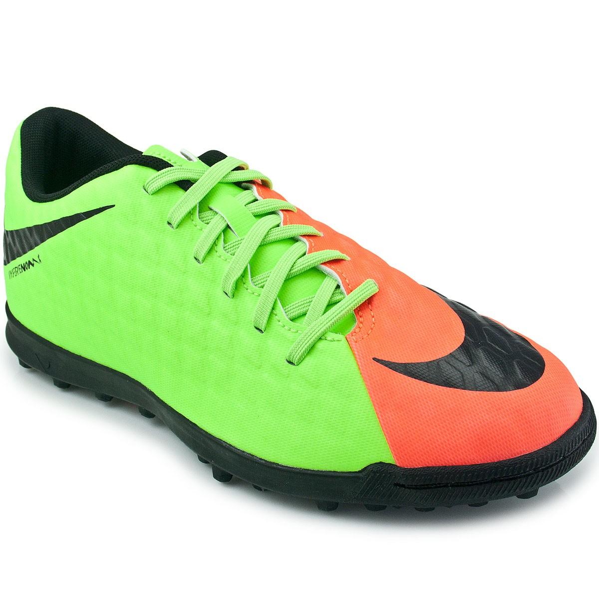 Chuteira Nike Hypervenom Phade III TF  f479fe2160160