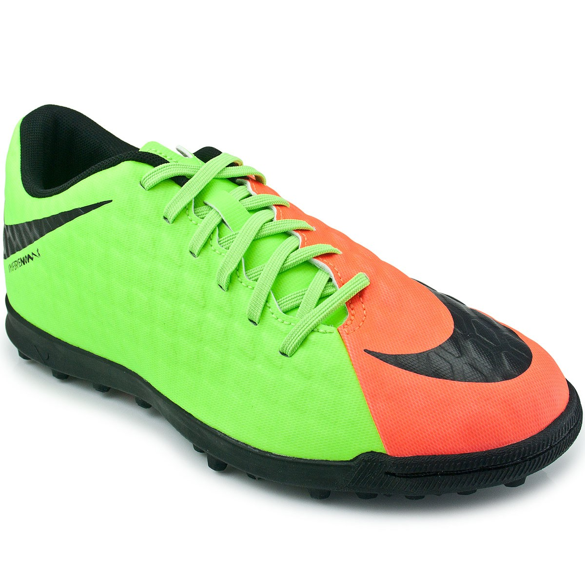 Chuteira Nike Hypervenom Phade III TF  7f2fb0e832296