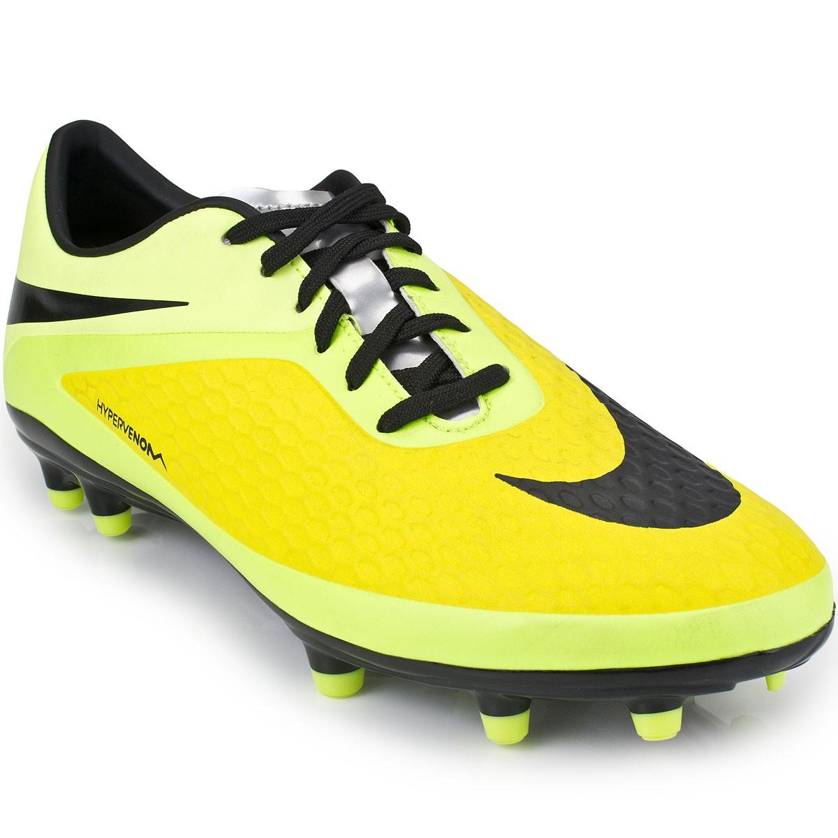 5f0b780f16 Chuteira Nike Hypervenom Phelon FG 599730