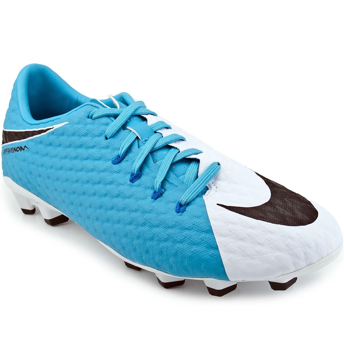 823e6df38fc59 Chuteira Nike Hypervenom Phelon III FG | Futebol | MaxTennis