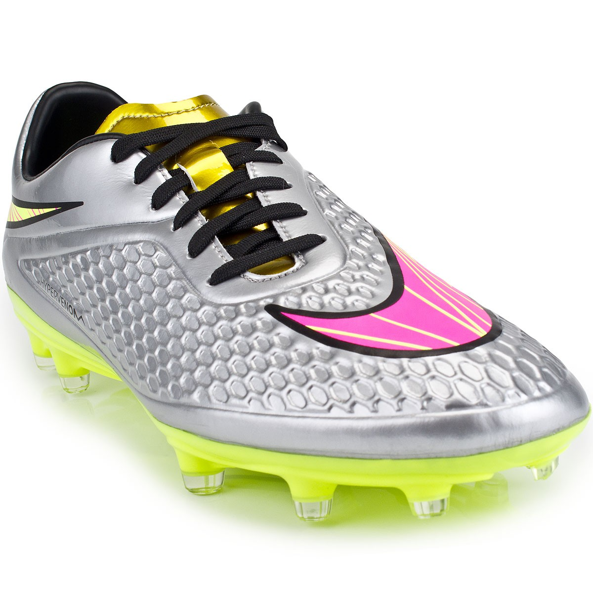 bac78ca94de91 Chuteira Nike Hypervenom Phelon Premium FG 677585