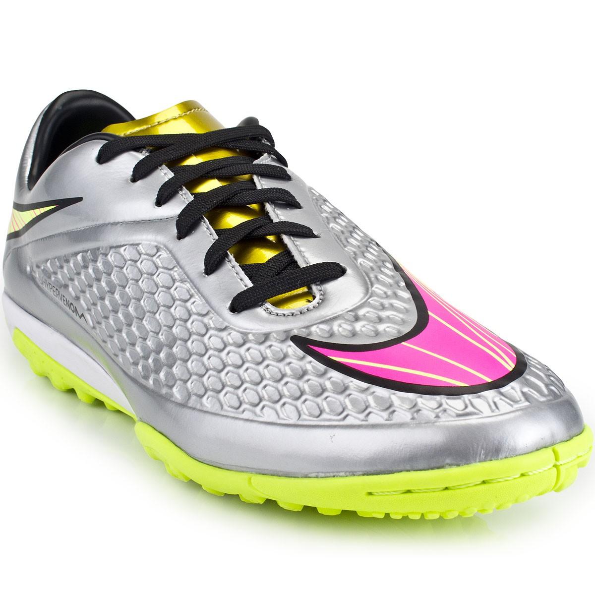 65a67ffb82 Chuteira Nike Hypervenom Phelon Premium TF 677588