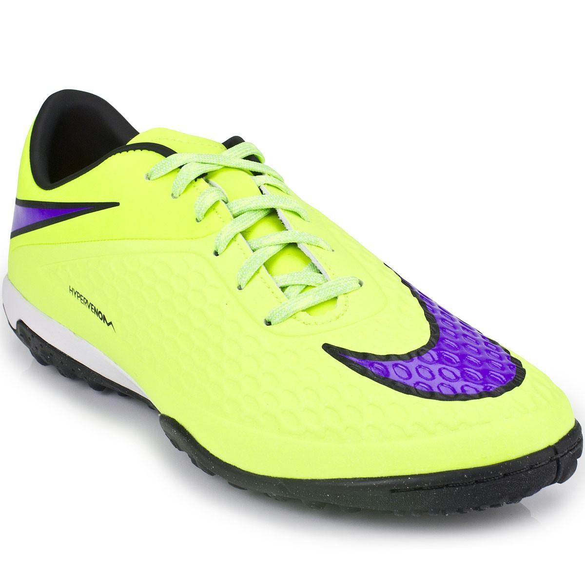 Chuteira Nike Hypervenom Phelon TF 599846  452c1706c3c9d