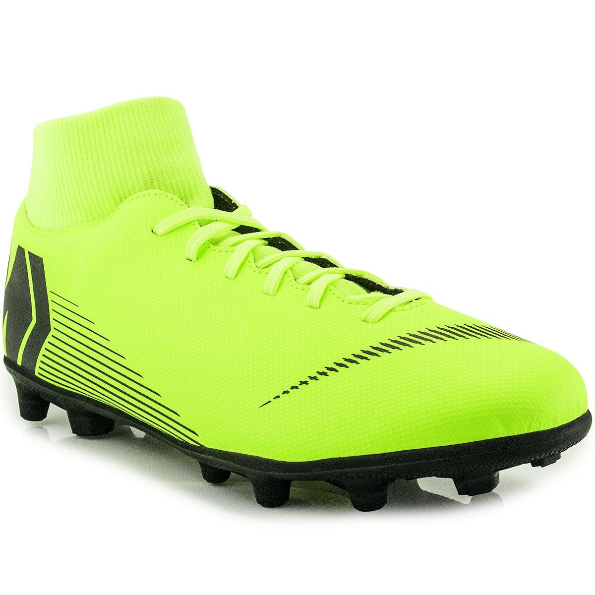 Chuteira Nike Mercurial Superfly 6 Club MG  0bad8b5568753