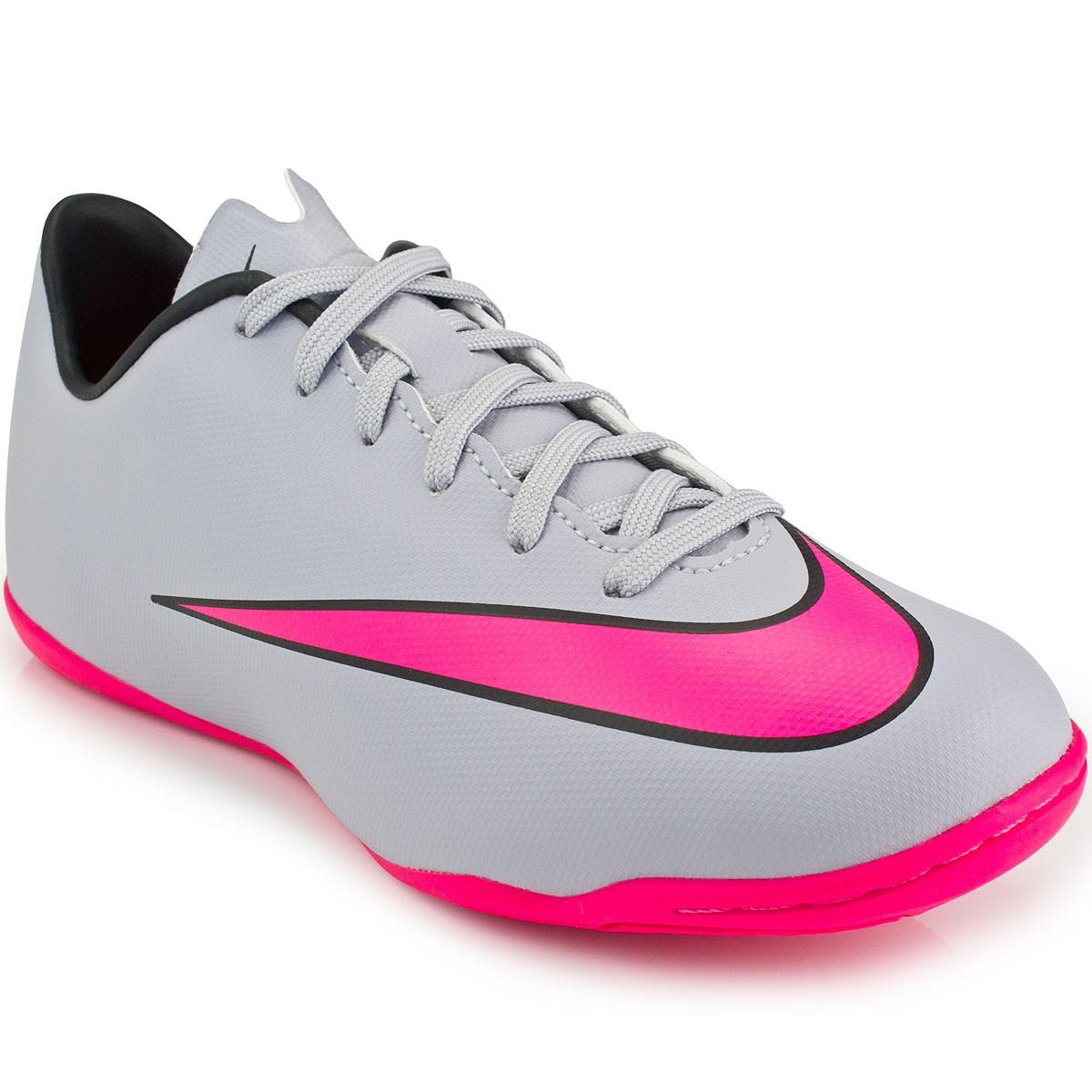 21206b134a Chuteira Nike Mercurial Victory V IC Jr
