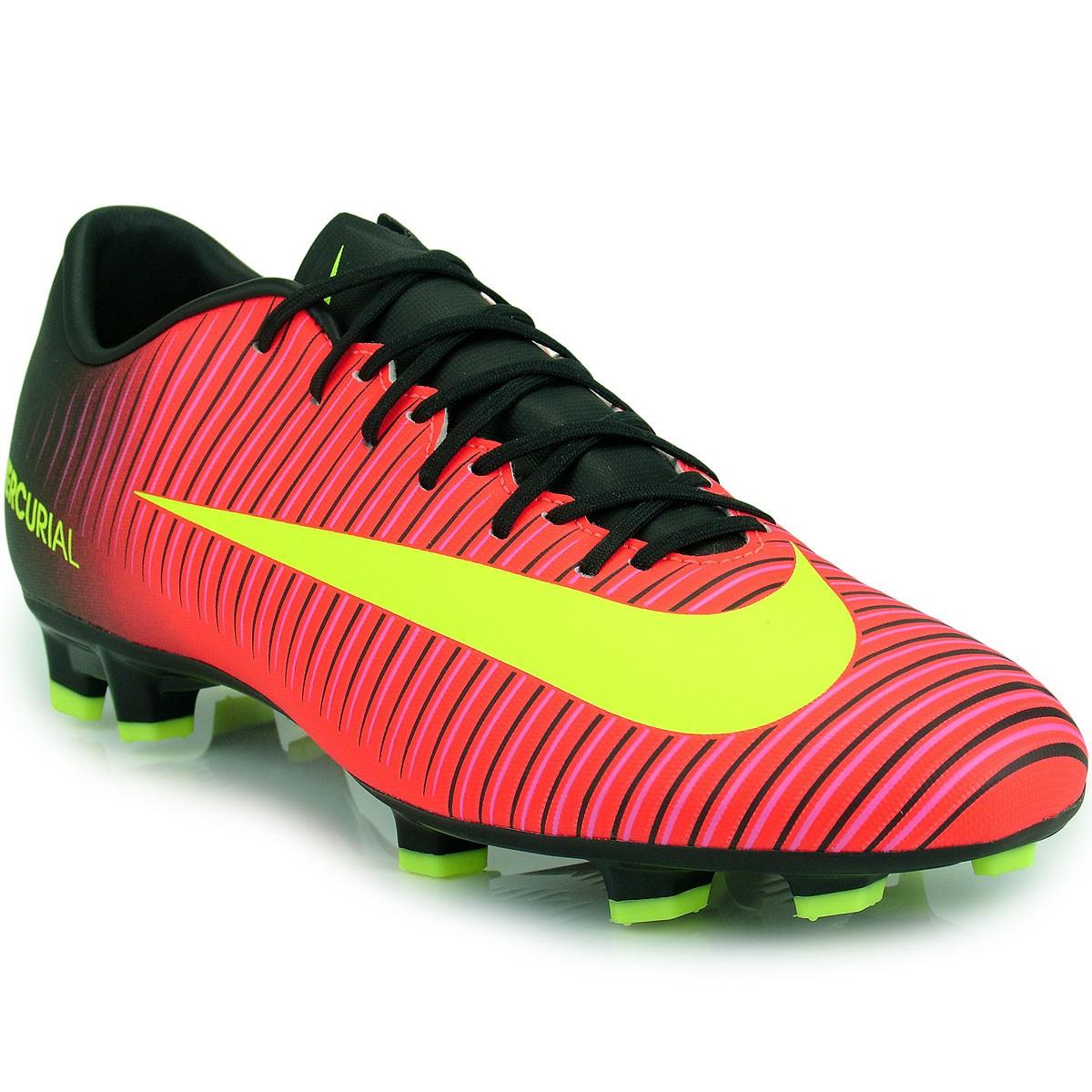 Chuteira Nike Mercurial Victory VI FG  8c7bf6a858237