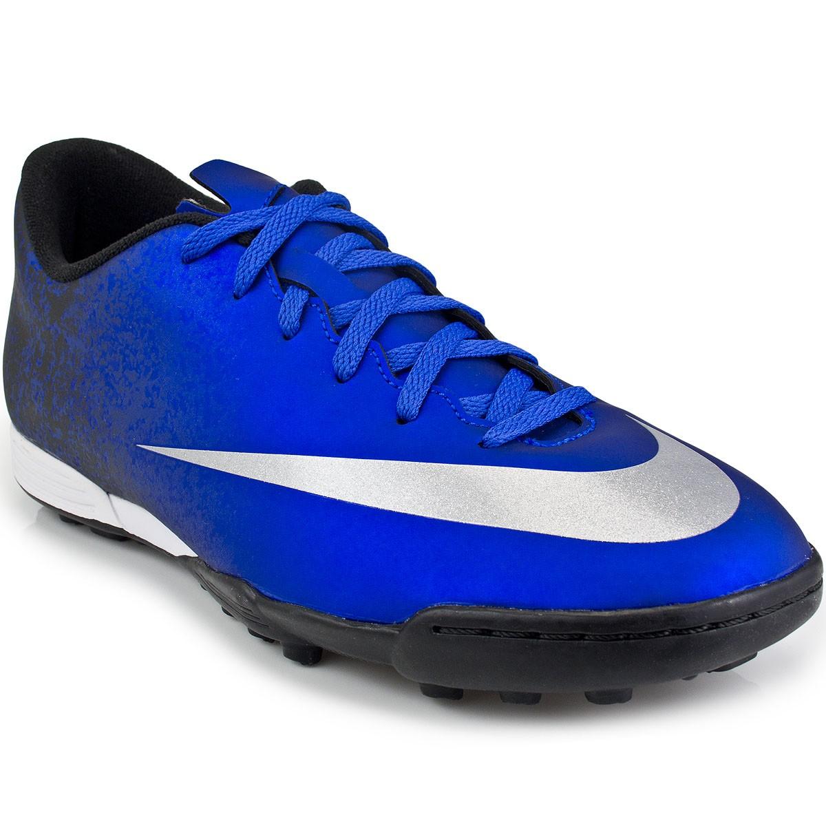 Chuteira Nike Mercurial Vortex II CR TF  d3169d8ace62a