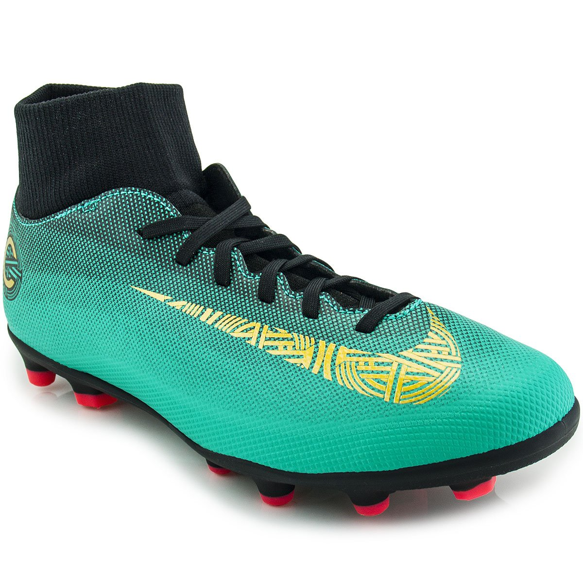 Chuteira Nike Mercurial Superfly 6 Club CR7 MG  1907b698b1dd6