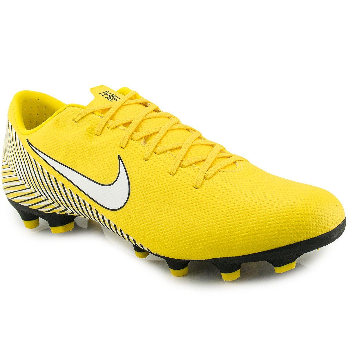 9e6e22e190 Chuteira Nike Mercurial Vapor XII Academy Neymar Jr. MG