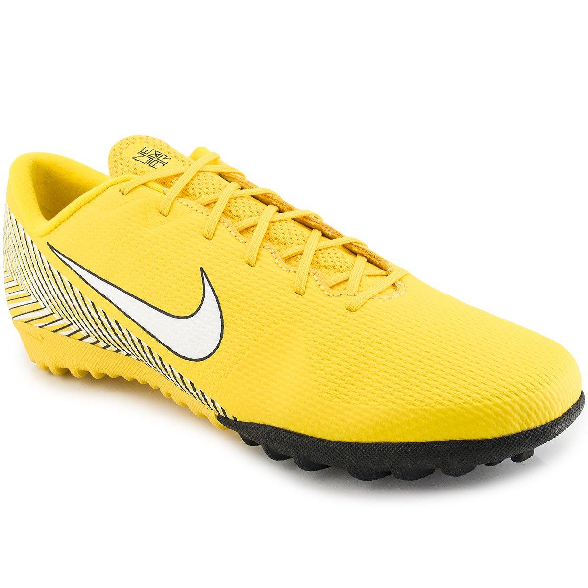 8fa83976c5bc7 Chuteira Nike Mercurial Vapor X 12 Neymar Jr. TF