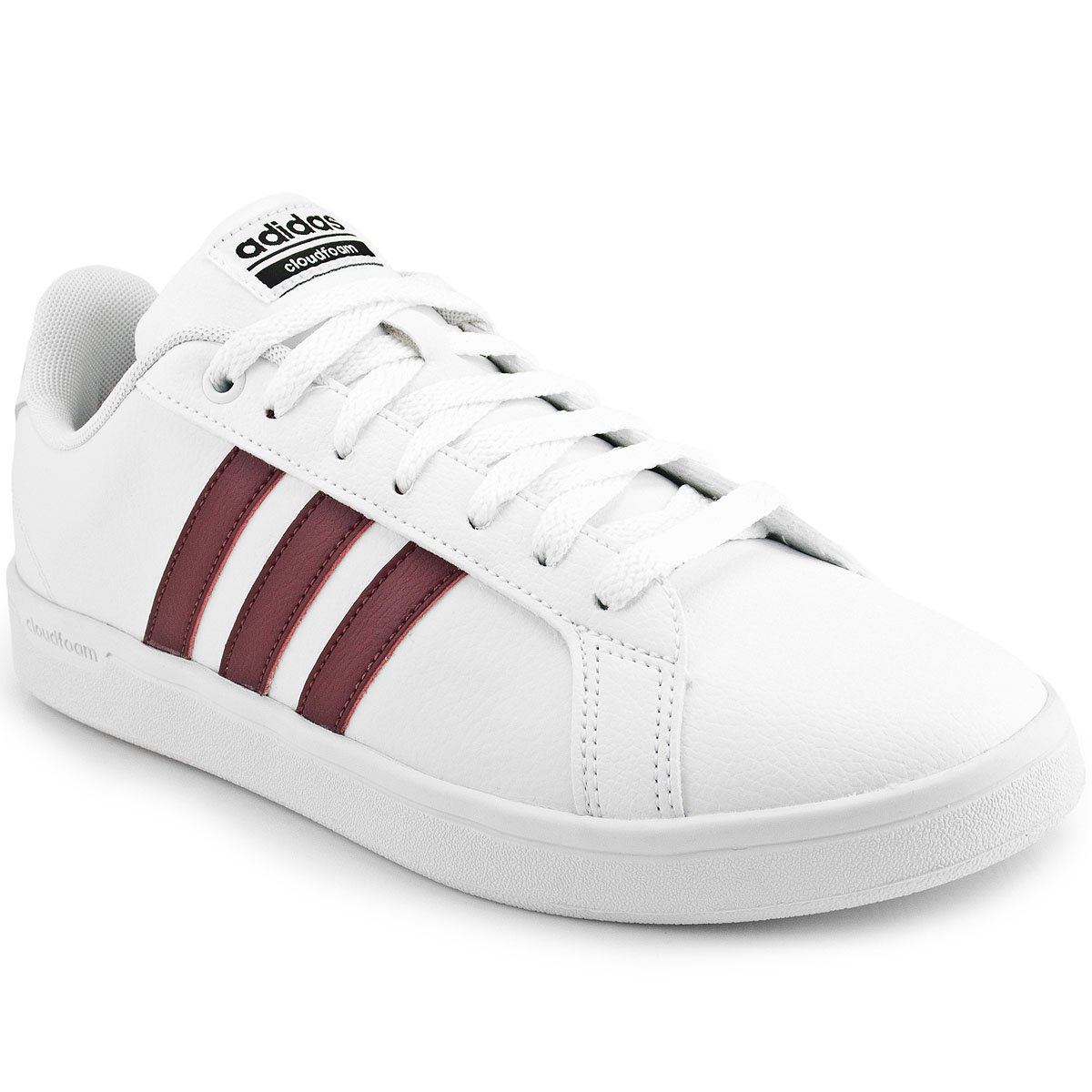 69d2af372 Tênis Adidas CF Advantage Clean Masculino | Casual | MaxTennis