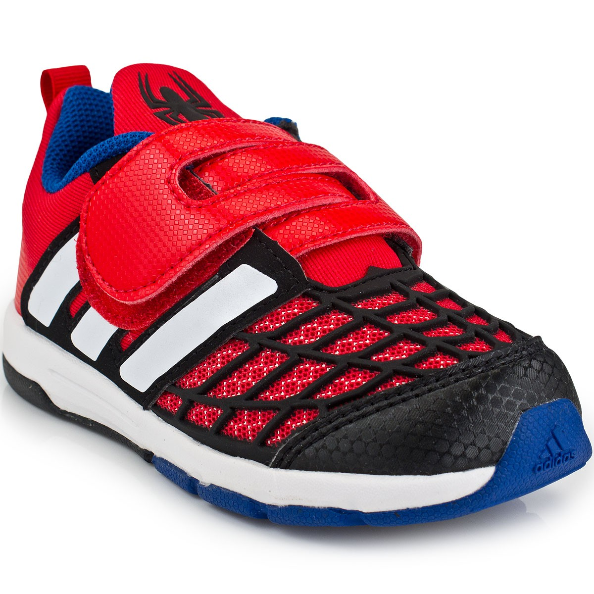 a0bb3a6a2b0 Tênis Adidas Disney Spider-Man CF Infantil