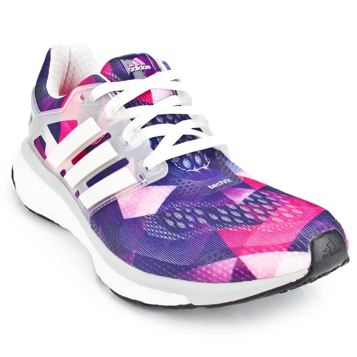 Tênis Adidas Energy Boost ESM W  0138b9eed73bd