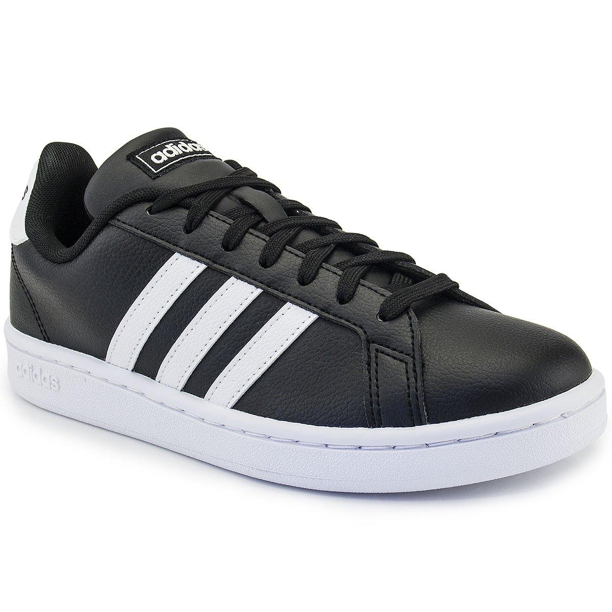 9e474750d5 Tênis Adidas Grand Court Feminino