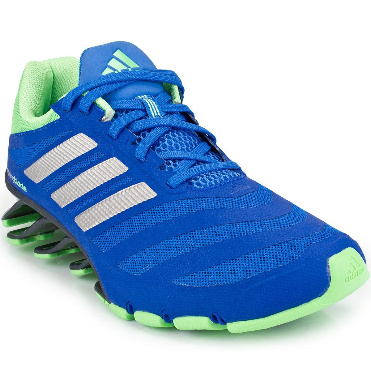 reputable site c007a 18cbf ... sale tênis adidas springblade ignite tf 2 b26795 7f464 9cb2a