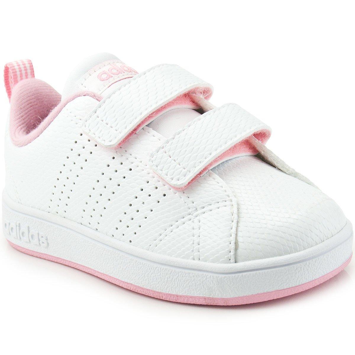 3ed4851146 Tênis Infantil Adidas Advantage VS Clean