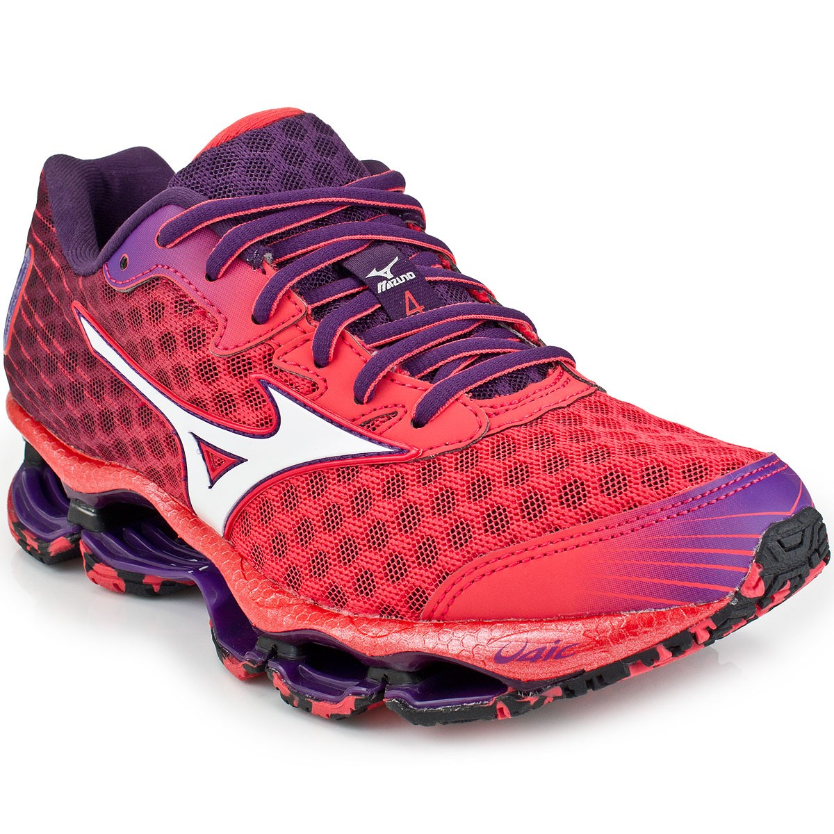 3159ff205f540 Tênis Mizuno Wave Prophecy 4 W 4133119 | Running Performance | MaxTennis