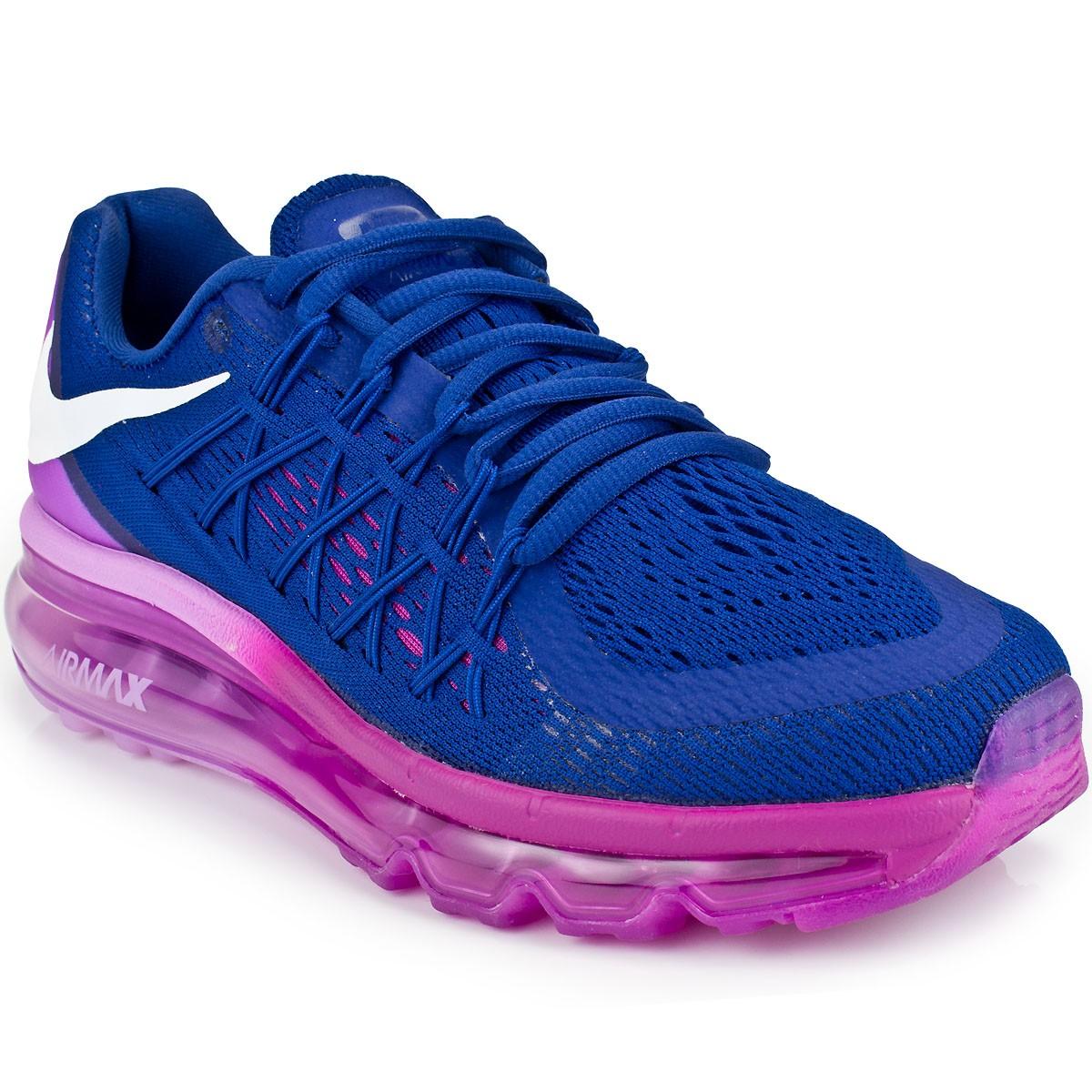 free shipping df690 97a08 Tênis Nike Air Max 2015 W 698903
