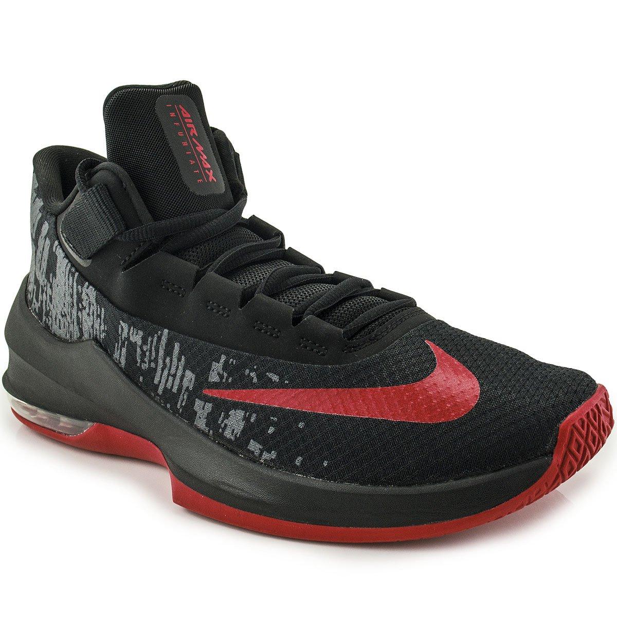 d0d2d7d61e Tênis Nike Air Max Infuriate 2 Mid
